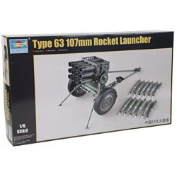 TRUMPETER 01920 1/6 Kit PLA...