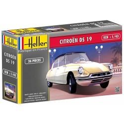 HELLER 1/43 KIT CITROEN DS...