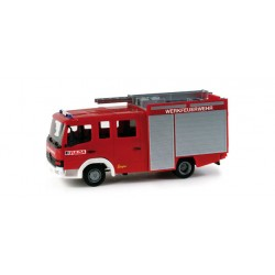 Herpa MB Atego LF 10/6 1/87...
